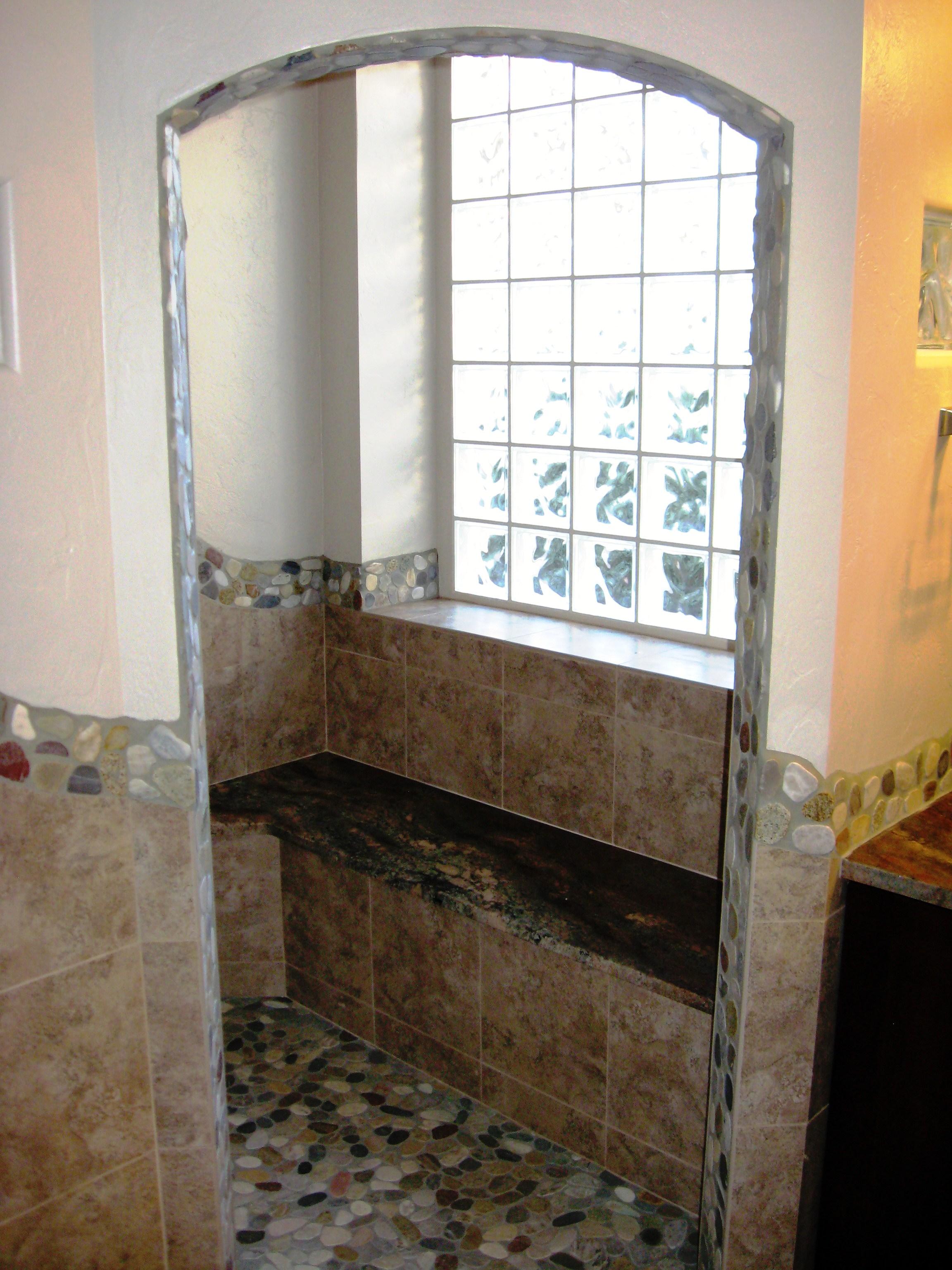 tile bath image